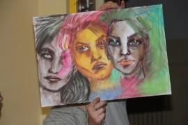 Sztuka narzędziem społecznej terapii, Jola Jastrząb