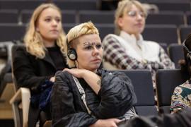 2. Międzynarodowe Forum Parallax, Jola Jastrząb